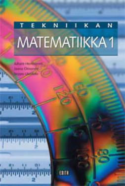 Henttonen, Juhani - Tekniikan matematiikka 1, ebook