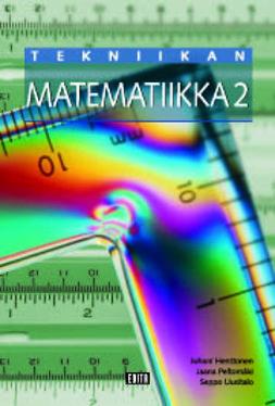 Henttonen, Juhani - Tekniikan matematiikka 2, e-kirja