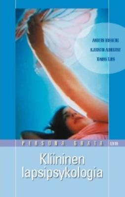 Anders, Broberg - Kliininen lapsipsykologia, ebook