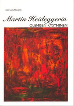 Leena, Kakkori - Martin Heideggerin olemisen kysyminen, e-kirja