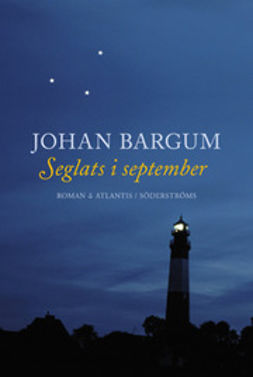 Bargum, Johan - Seglats i september, e-bok