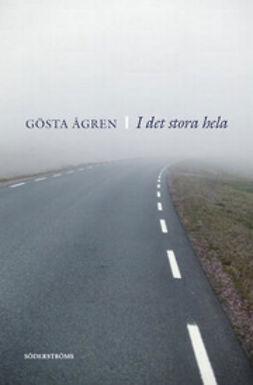 Ågren, Gösta - I det stora hela, ebook