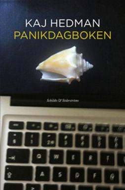 Hedman, Kaj - Panikdagboken, ebook