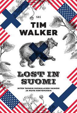 Walker, Tim - Lost in Suomi, e-bok