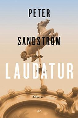 Sandström, Peter - Laudatur, e-kirja