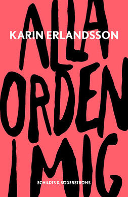 Erlandsson, Karin - Alla orden i mig, ebook