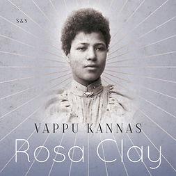 Kannas, Vappu - Rosa Clay, audiobook