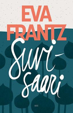 Frantz, Eva - Suvisaari, e-kirja