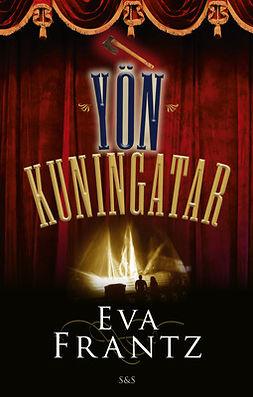 Frantz, Eva - Yön kuningatar, e-kirja