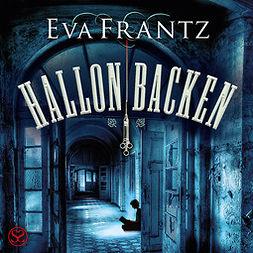 Frantz, Eva - Hallonbacken, audiobook