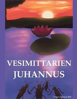Tolonen, Jaana - Vesimittarien juhannus, ebook