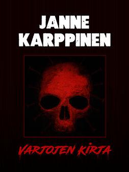 Karppinen, Janne - Varjojen Kirja, e-kirja