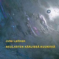 Laitinen, Juha - Neulasten kärjissä kuukiviä, ebook