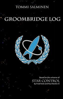 Salminen, Tommi - Groombridge Log, ebook
