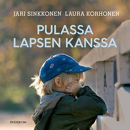 Korhonen, Laura - Pulassa lapsen kanssa, audiobook