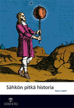 Lindell, Ismo - Sähkön pitkä historia, e-kirja