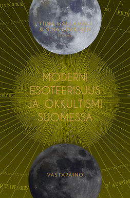 Kokkinen, Nina - Moderni esoteerisuus ja okkultismi Suomessa, e-kirja