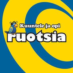 Frisk, Outi - Kuuntele ja opi ruotsia, äänikirja