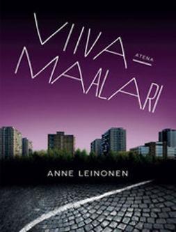 Leinonen, Anne - Viivamaalari, ebook