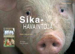 Hulsen, Jan - Sikahavaintoja, ebook