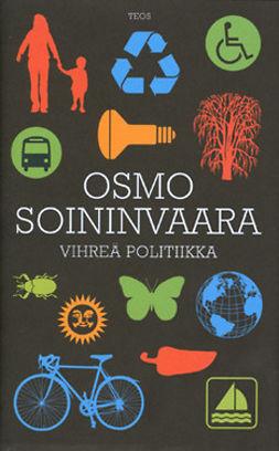 Soininvaara, Osmo - Vihreä politiikka, ebook