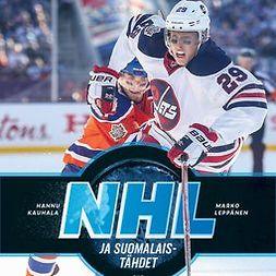 Kauhala, Hannu - NHL ja suomalaistähdet, audiobook