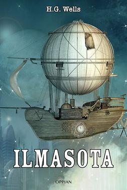 Wells, H.G. - Ilmasota, ebook