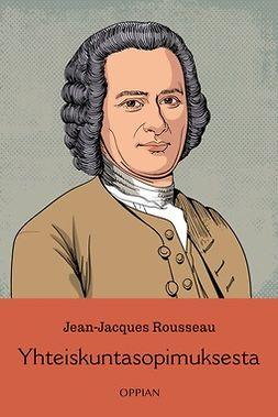 Rousseau, Jean-Jacques - Yhteiskuntasopimuksesta, e-kirja