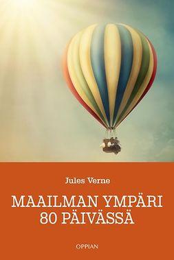 Verne, Jules - Maailman ympäri 80 päivässä, ebook