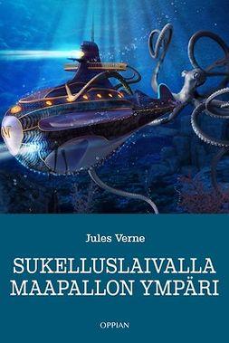Verne, Jules - Sukelluslaivalla maapallon ympäri, e-kirja
