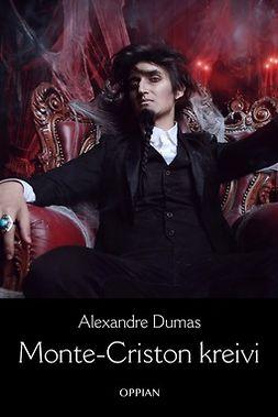 Dumas, Alexandre - Monte-Criston kreivi, e-kirja