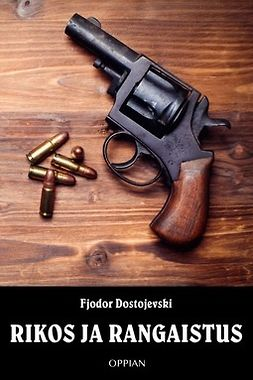 Dostojevski, Fjodor - Rikos ja rangaistus, e-kirja