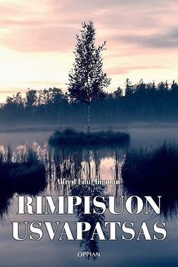 Ingman, Alfred Emil - Rimpisuon usvapatsas, e-bok