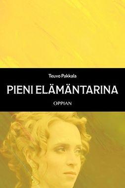 Pakkala, Teuvo - Pieni elämäntarina, ebook