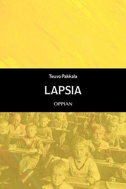 Pakkala, Teuvo - Lapsia, ebook