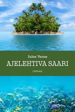 Verne, Jules - Ajelehtiva saari, ebook