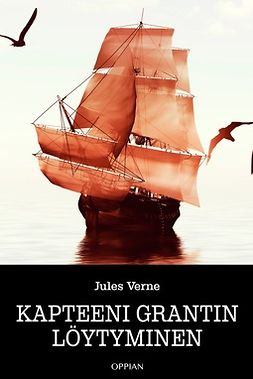 Verne, Jules - Kapteeni Grantin löytyminen, ebook