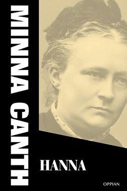 Canth, Minna - Hanna, e-kirja