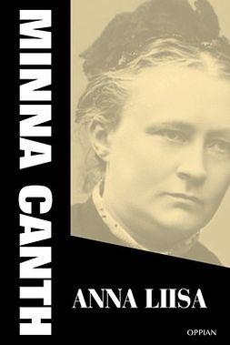 Canth, Minna - Anna Liisa, e-kirja