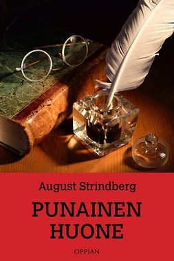 Strindberg, August - Punainen huone, e-kirja