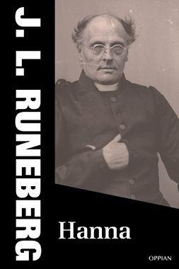 Runeberg, J. L. - Hanna, e-kirja