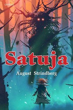 Strindberg, August - Satuja, e-kirja
