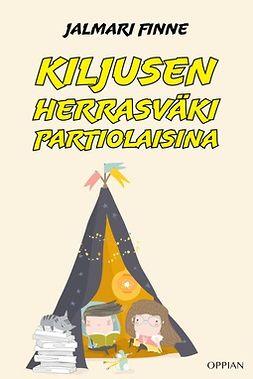 Finne, Jalmari - Kiljusen herrasväki partiolaisina, e-kirja