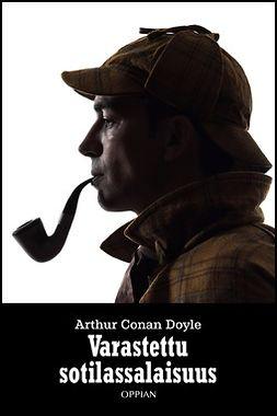 Doyle, Arthur Conan - Varastettu sotilassalaisuus, e-kirja
