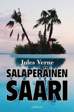 Verne, Jules - Salaperäinen saari, e-kirja