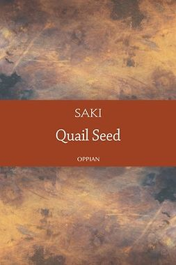 Saki - Quail Seed, ebook
