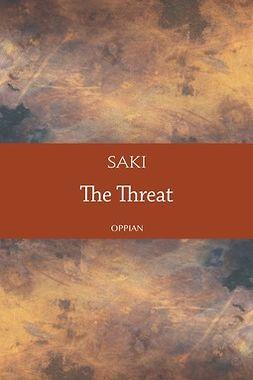 Saki - The Threat, ebook