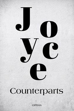Joyce, James - Counterparts, e-kirja