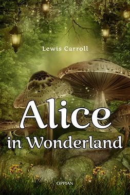 Carroll, Lewis - Alice in Wonderland, e-kirja