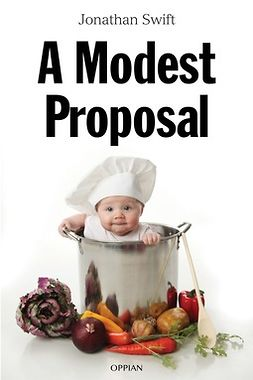 Swift, Jonathan - A Modest Proposal, ebook